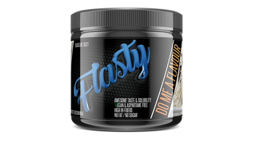 BlackLine 2.0 Flasty 250g-Peanut Butter Cup