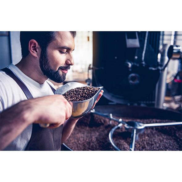 Barista-Kurs in der Kaffeeroesterei