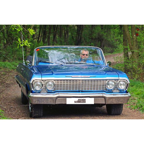Chevrolet Impala SS Cabrio im Westerwald (1 Tag)