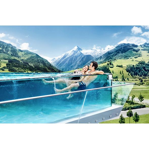 Day Spa & Therme im Salzburger Land für 2
