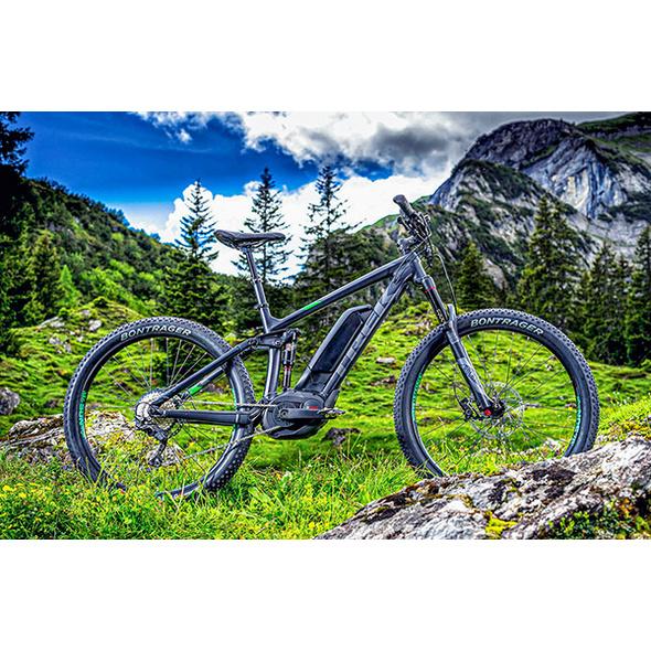 E-Mountainbike Tour im Oetztal
