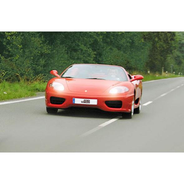 Ferrari F430 selber fahren