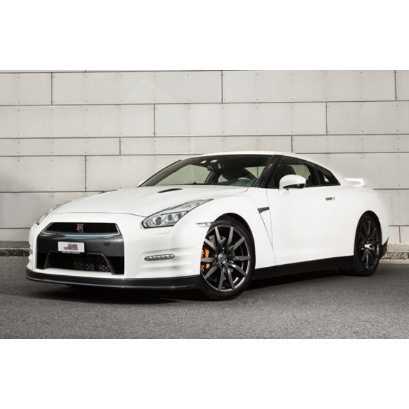 Nissan GT-R Black Edition St. Gallen (3 Std.)
