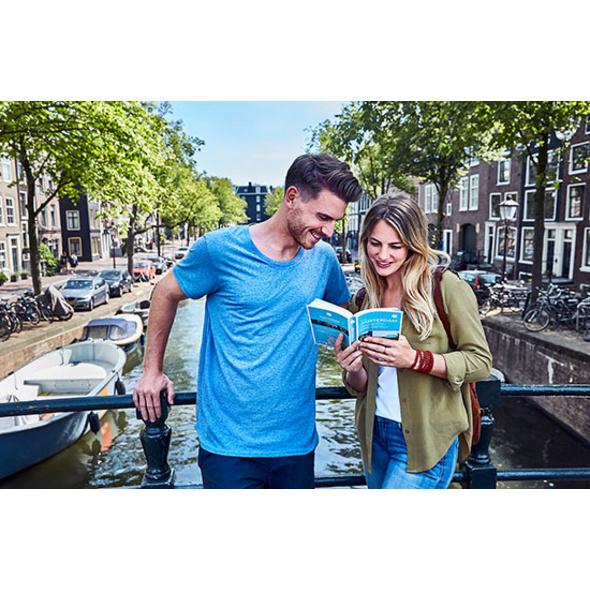 Kurzurlaub Amsterdam mit Heineken-Museum & Icebar für 2 (3 Tage)