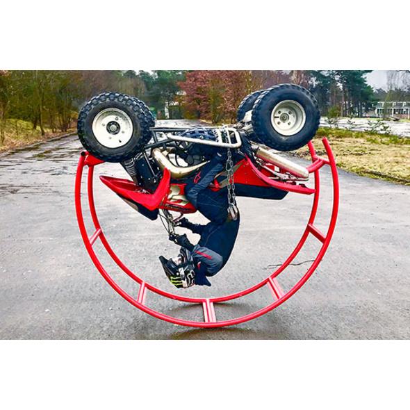 Quad Stunt-Training Raum Osnabrueck
