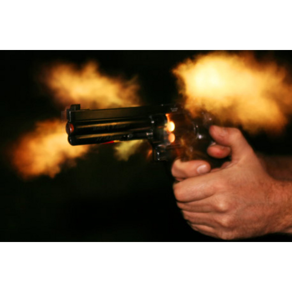 Sportschuetzen-Training Pistole & Revolver