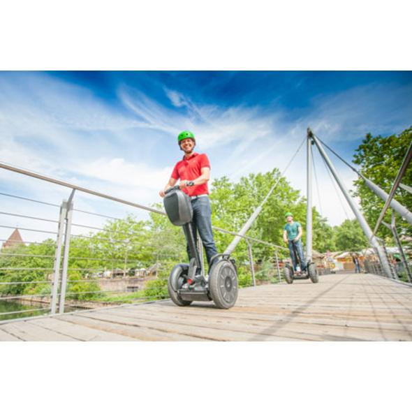 Segway-Tour mit Winzer-Einkehr an der Mosel
