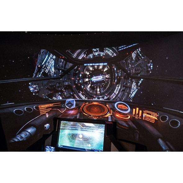 Spacefighter Simulator Zürich