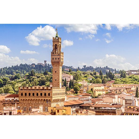 Städtetrip Florenz mit Uffizien für 2 (3 Tage)