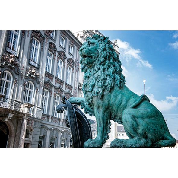 Städtetrip München mit Konzert in der Residenz für 2 (2 Tage)