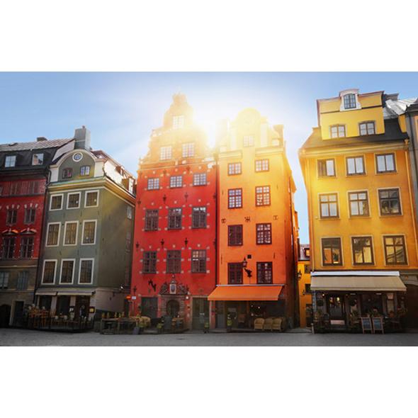 Städtetrip Stockholm zu Wasser & zu Land (3 Tage)