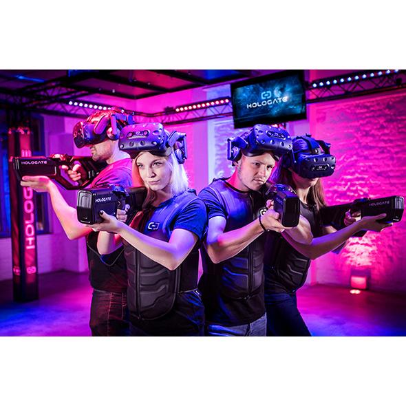 VR Game Taufkirchen für bis zu 4 Personen (30 Minuten)