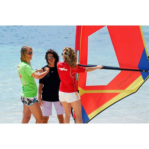 Windsurfen Grundkurs auf Mallorca