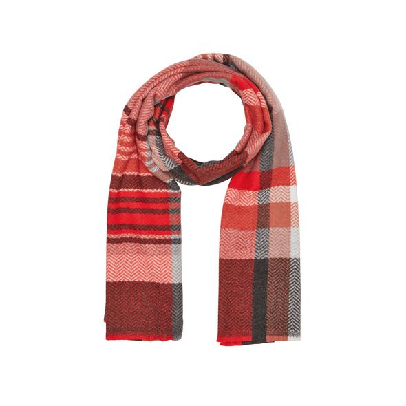 Schal mit Karomuster - Schal
