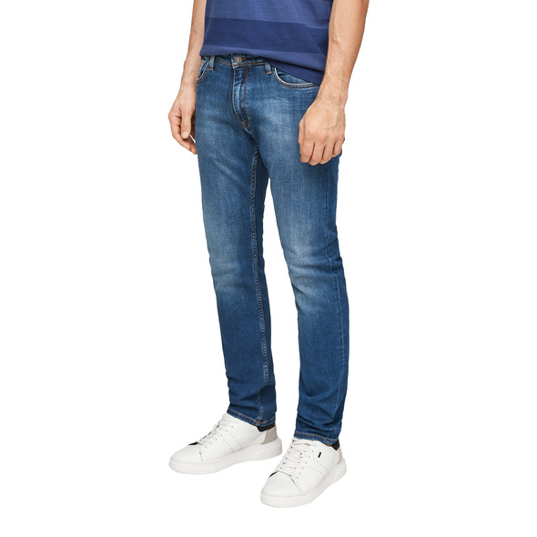 Slim: Slim leg-Denim - Hose