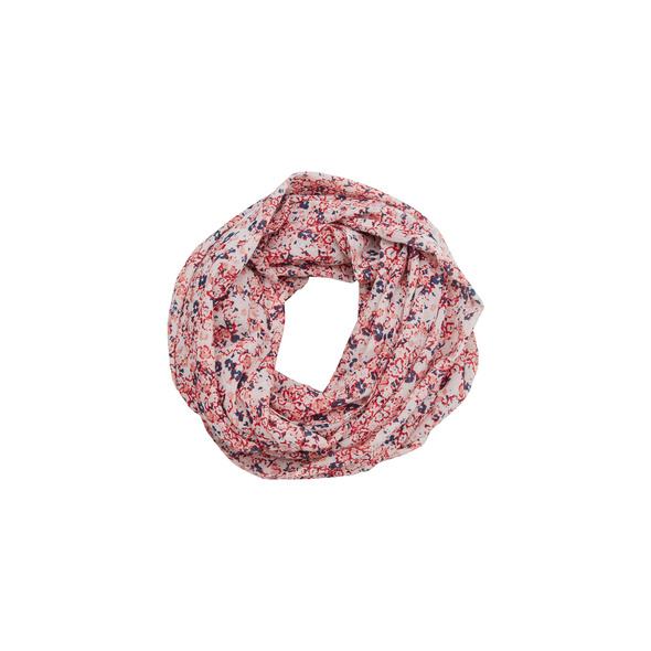 Schal mit Millefleurs-Muster - Loop-Schal