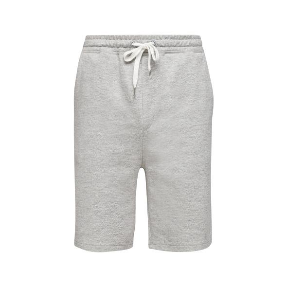 Regular Fit: Shorts aus Sweat - Shorts
