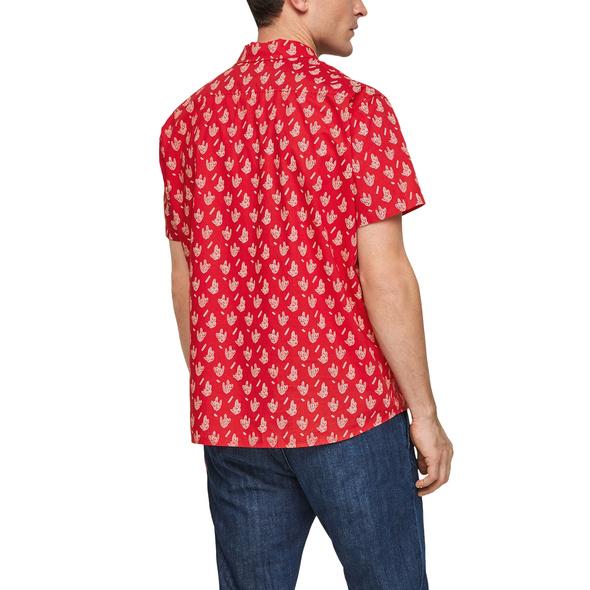 Kurzarmhemd mit kastigem Schnitt - Kurzarmhemd