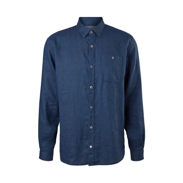 Regular: Hemd aus Leinen - Leinenhemd