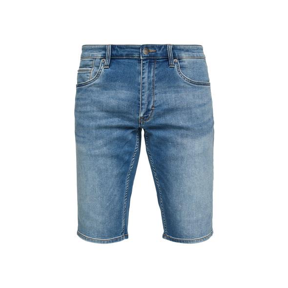 Regular Fit: Jeans-Bermuda - Bermuda