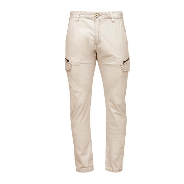 Slim Fit: Slim leg-Hose - Webhose