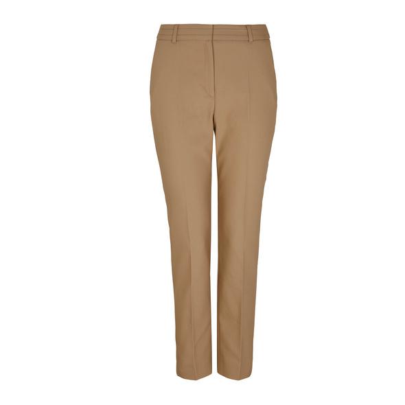 Regular Fit: Hose im Baumwollmix - Ankle-Hose