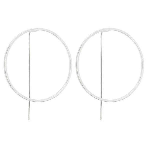 Ohrhänger - Circle Design