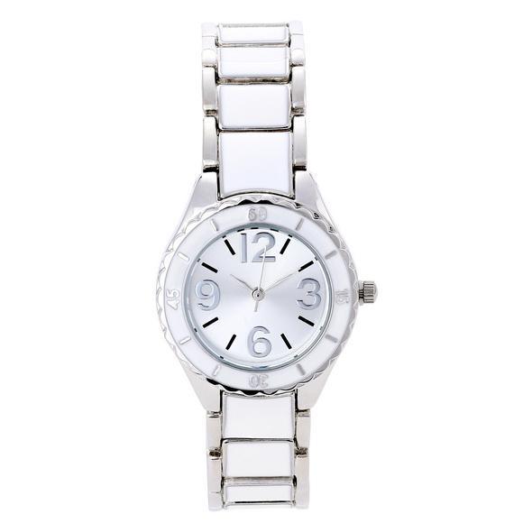 Uhr - White Clock