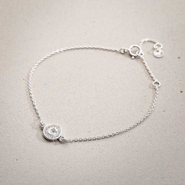 Armband -  Silver C