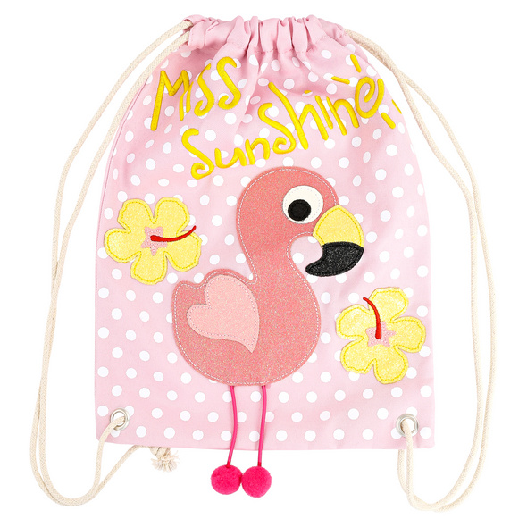 Kinder Tasche - Pink Flamingo
