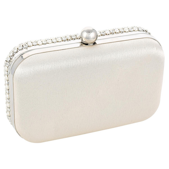 *zu oft retourniert* Clutch-Box - Twinkle Pearl
