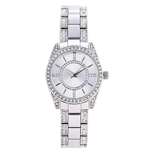Uhr - Silver Shine
