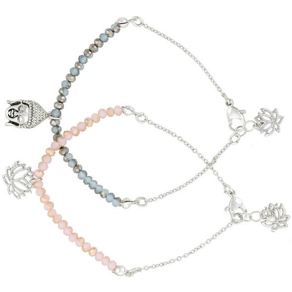 Armband - Lotus Flower
