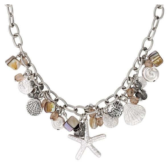 Kette - Silver Starfish