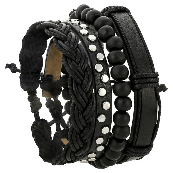 Armband - Awesome Black Set