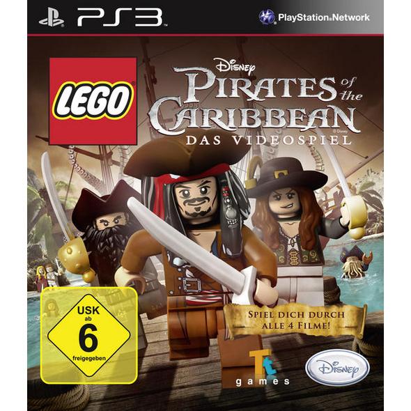 Disney Interactive Studios Lego Fluch der Karibik