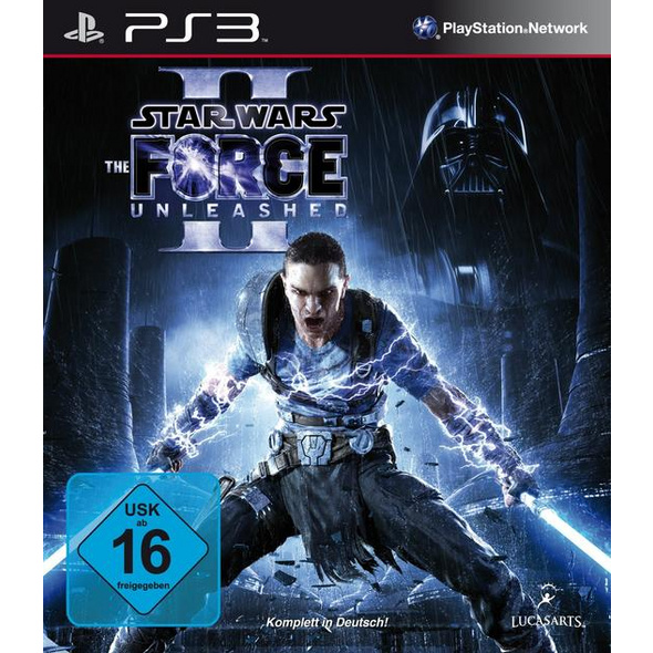 Star Wars Force Unleashed 2