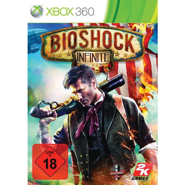 2k Games BioShock Infinite