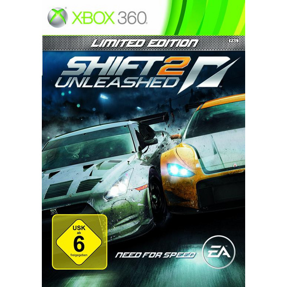 Shift 2 Unleashed Limited Edition