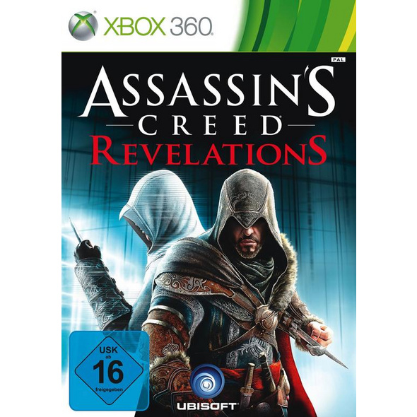 Ubisoft Assassins Creed Revelations