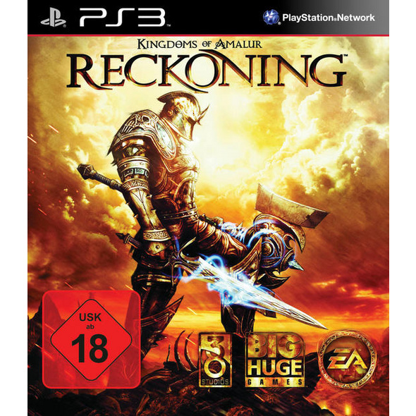 Electronic Arts Kingdoms of Amalur: Reckoning