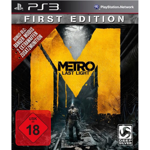 Metro Last Light (1st Edition)