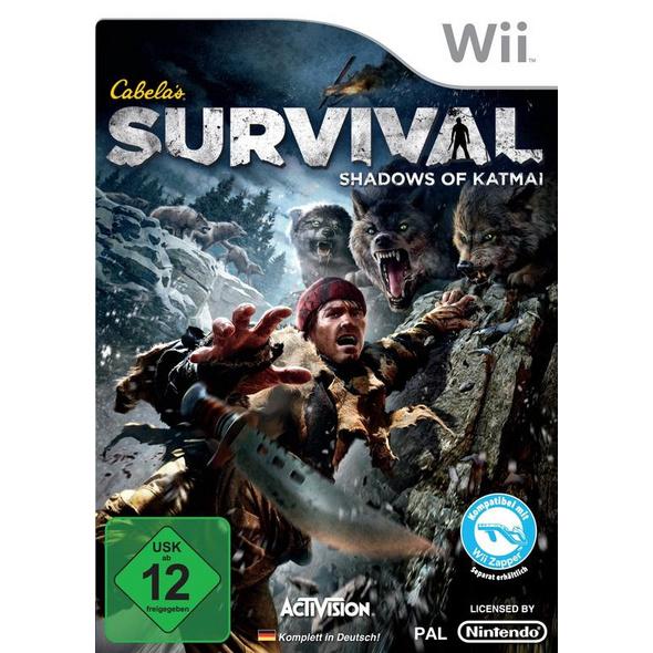 Cabelas Survival Shadow of Katmai