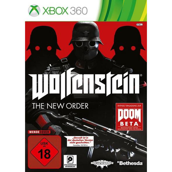 Bethesda Wolfenstein - The New Order