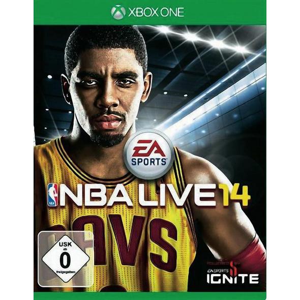 Electronic Arts NBA Live 14