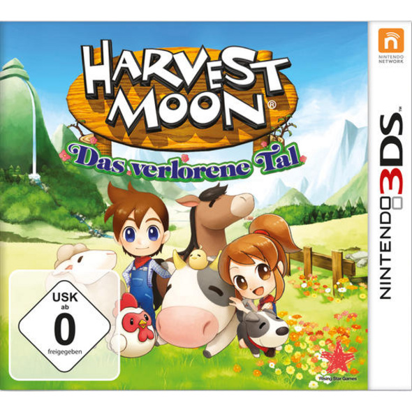 Harvest Moon: Lost Valley
