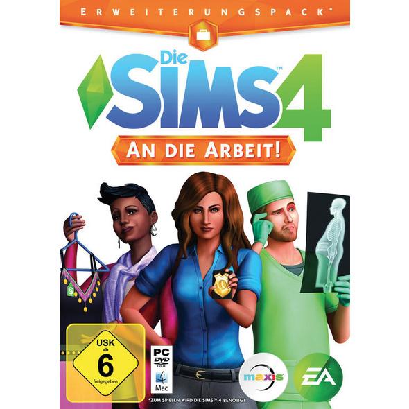 Die Sims 4 - An die Arbeit Erweiterungspack