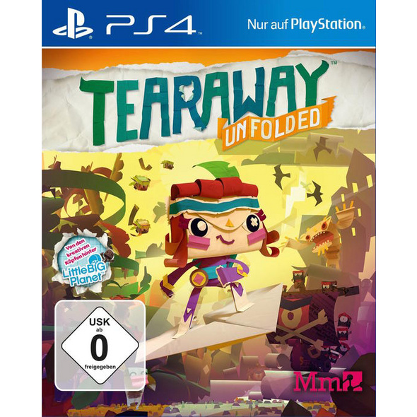Sony Tearaway Unfolded