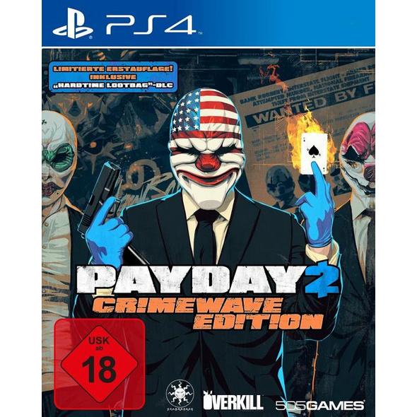 PayDay 2 - Crimewave Edition