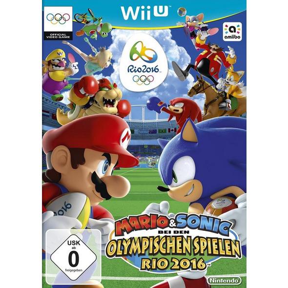 Nintendo Mario & Sonic bei den Olympischen Spielen Rio 2016